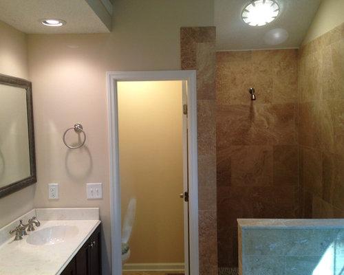 Garden Tub Shower Combination