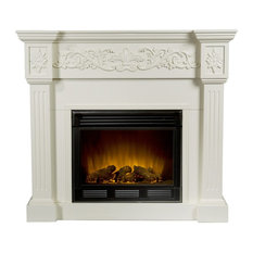 Shop Double Sided Electric Fireplace Products On Houzz