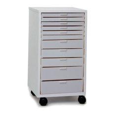 Plastic / Acrylic Storage Cabinets | Houzz