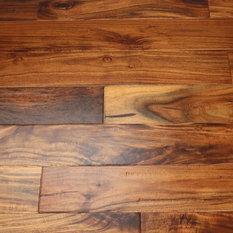 Medium Tone Wood Engineered Wood Flooring Houzz
