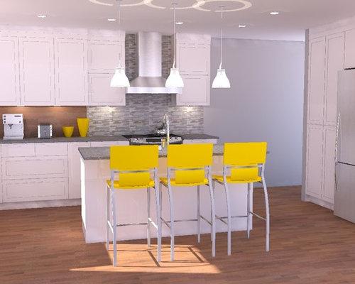 dessin 3d conception d une cuisine