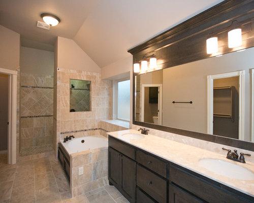 Traditional oklahoma city bathroom design ideas remodels for Bathroom remodeling oklahoma city