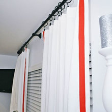 Embellishing Tricks for Cost-Effective Custom Curtains