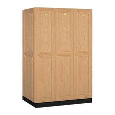 Oak Storage Cabinets   Houzz