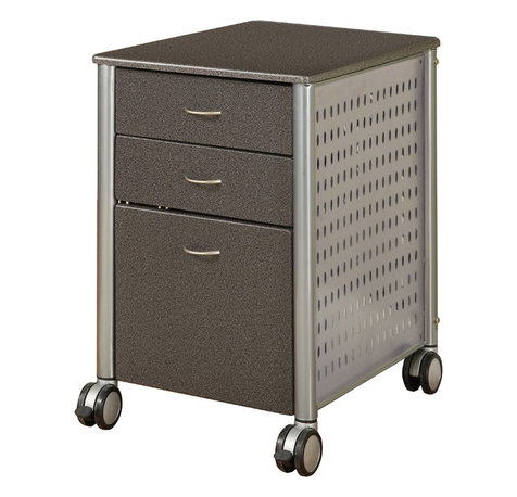 Products - InnovEx Archive Filing Cabinet, Granite Black - The Archive ...