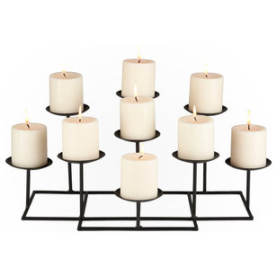 Transitional Candleholders by Shop Chimney