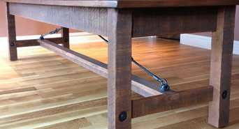 Of Iron and Oak specializes in custom-built, made-in-America furniture ...