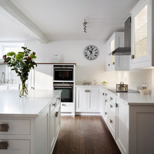 Caesarstone Snow worktops in Buckinghamshire