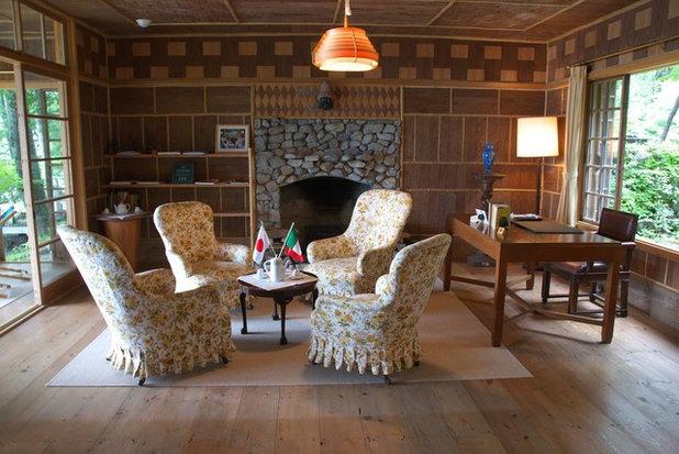 Frank Lloyd Wright's Enduring Influence on Japanese Home Design (I)