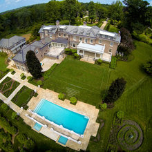 Aerial Pool Photography