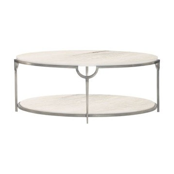 Carrara Marble Top Coffee Tables Houzz