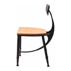 Shop Industrial Chairs On Houzz