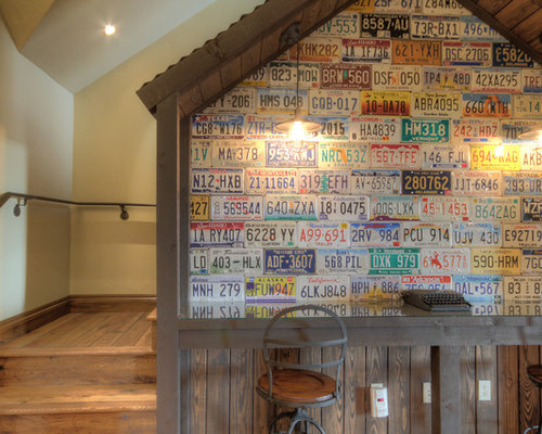 License Plate Wall Art Home Design Ideas Pictures