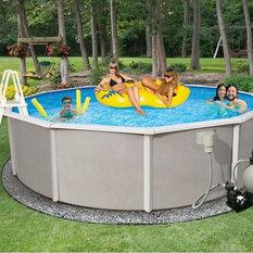 Aboveground Swimming Pools Houzz