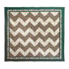 Shop Log Cabin Quilt Products On Houzz