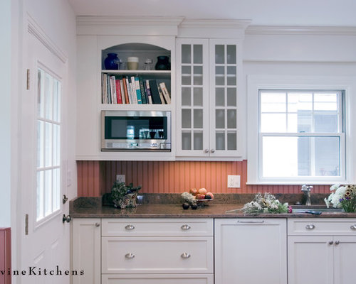 Wainscot Backsplash Home Design Ideas Pictures Remodel