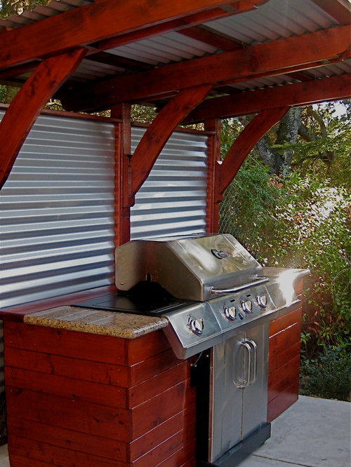 Covered Outdoor Kitchen Uk