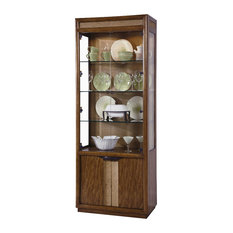 China Cabinets and Hutches with Clear Glass Shelves | Houzz