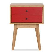 Meuble d 39 entr e scandinave for Petit meuble entree design