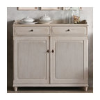 Sterling Media Cabinet - Modern - Buffets And Sideboards ...