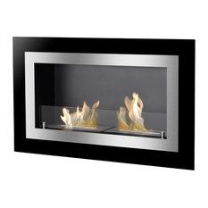 Contemporary Fireplaces Houzz