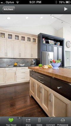 Are Dark Kitchen Cabinets Out Everything White Now