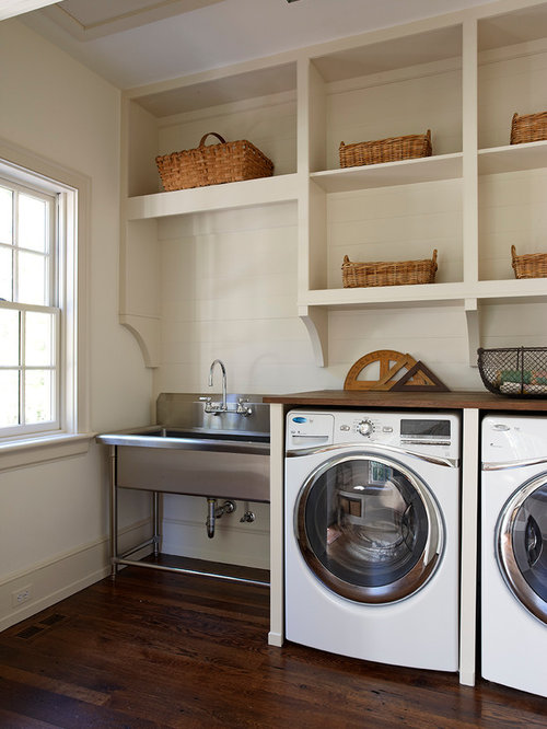 Laundry sink home design ideas pictures remodel and decor - Laundry room remodel ideas ...