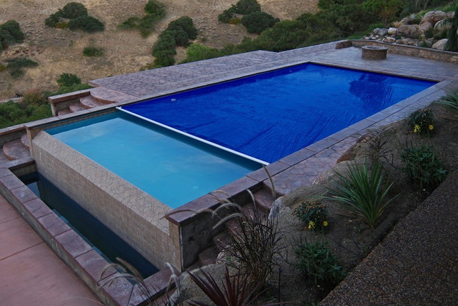 Traditional  by All-Safe Pool Fence & Covers