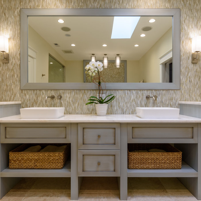 Winnetka Custom Master Bath