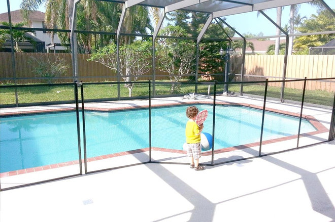 by Baby Guard Pool Fence of Bradenton
