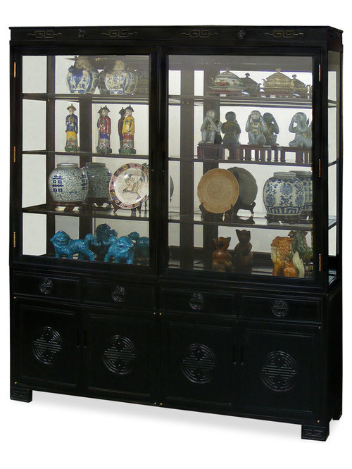 Corner Cabinet China Cabinets & Hutches: Find Curio Cabinets and ...