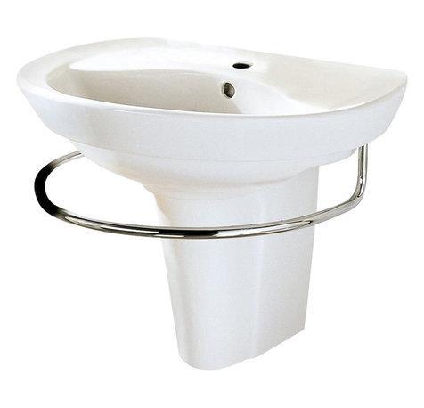 Standard 0268.144.020 Ravenna Vitreous China Wall-Mount Bathroom Sink ...