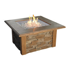 Shop Square Fire Pit Products On Houzz