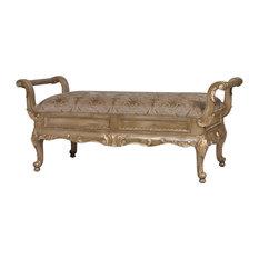 Victorian Bedroom Benches Houzz