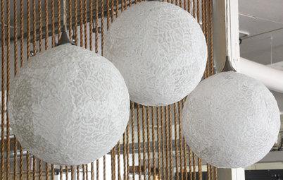 diy fabriquez un trio de lampes solaires pour le jardin. Black Bedroom Furniture Sets. Home Design Ideas