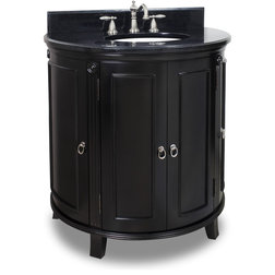 Traditional Bathroom Vanity Units Sink Cabinets By New York Hardware