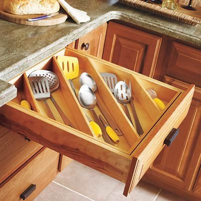 Get It Done: Organize Your Kitchen Drawers