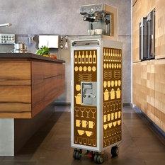 servierwagen k chenwagen. Black Bedroom Furniture Sets. Home Design Ideas