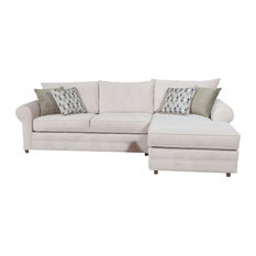 Chelsea Home Furniture Cork Sectional The Sinuous