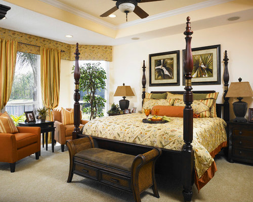 craftsman jacksonville bedroom design ideas remodels photos houzz