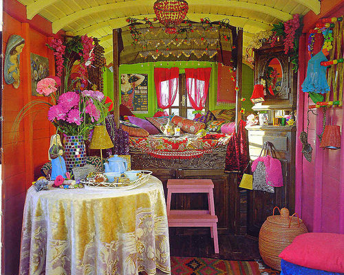 Junk gypsy home design ideas pictures remodel and decor Home decorating ideas using junk
