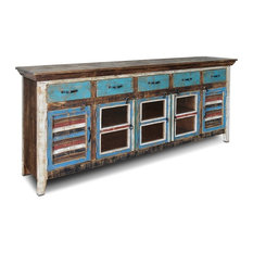Rustic Media Storage: Find TV Stands and Media Console ...