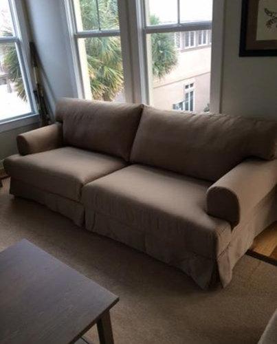 custom ikea slipcover photos. Black Bedroom Furniture Sets. Home Design Ideas