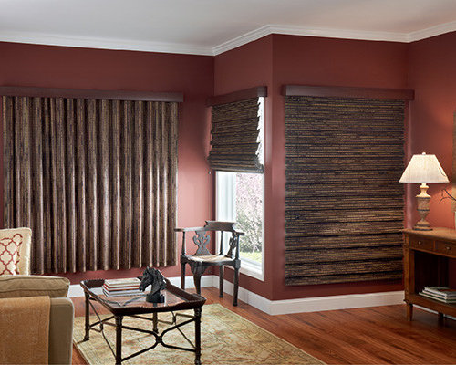 Graber I Springs Window Fashions I Blinds Roman Shades