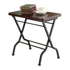 Folding Side Tables And End Tables Houzz