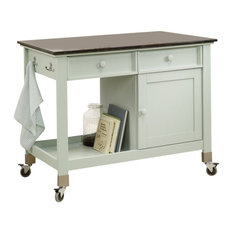 Shop Pre-Made Kitchen Island Products on Houzz