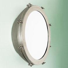 Shop Royal Naval Porthole Mirrored Medicine Cabinet