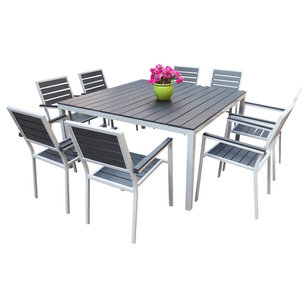 Contemporary Outdoor Dining Tables by MangoHome