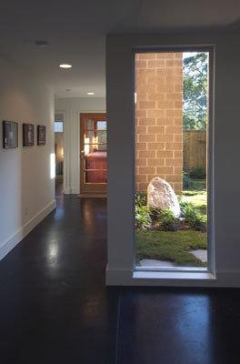 Black Concrete Floor Home Design Ideas Pictures Remodel And Decor