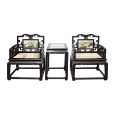 Asian living room sets houzz for Chinese furniture for sale in south africa